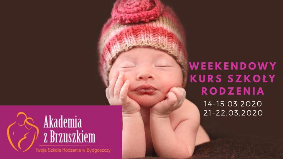 WEEKENDOWY Kurs przygotowujący do porodu i opieki nad noworodkiem